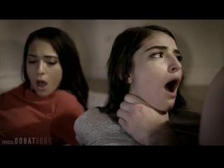 Jaye Summers, Emily Willis - The Bad Uncle Returns blowjob teen