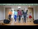 Танец в стиле РЕТРО СТИЛЯГИ.СШ№14 г. Брест