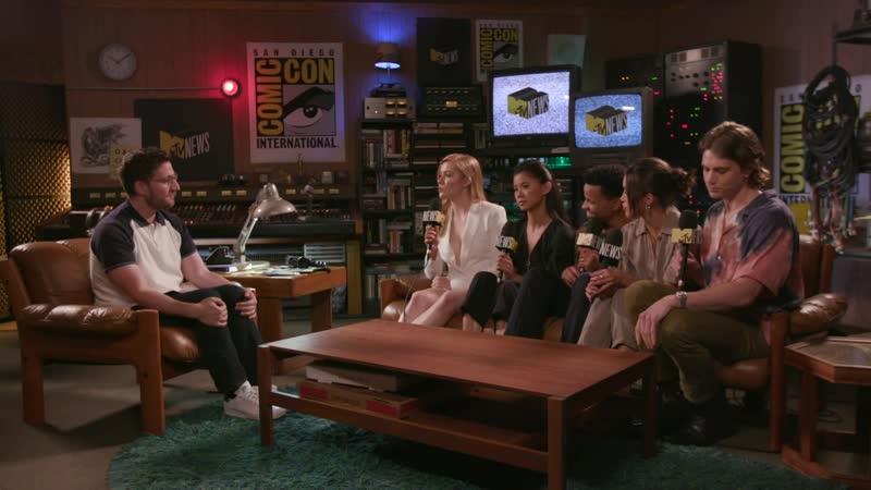Nancy Drew Cast Talks Romance Mystery On New CW Series ¦ MTV News