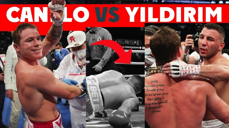 Canelo Alvarez Vs Avni Yildirim Full Fight Results From Miami