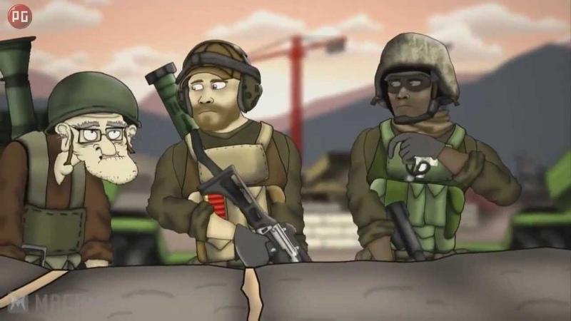 Друзья по Battlefield 2 сезон 5 Они испортили Battlefield