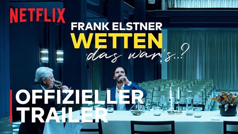 Frank Elstner Wetten das war's Offizieller Trailer Netflix