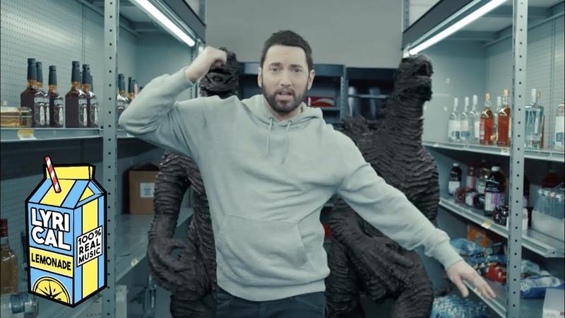Eminem Godzilla ft Juice WRLD Dir by @ ColeBennett