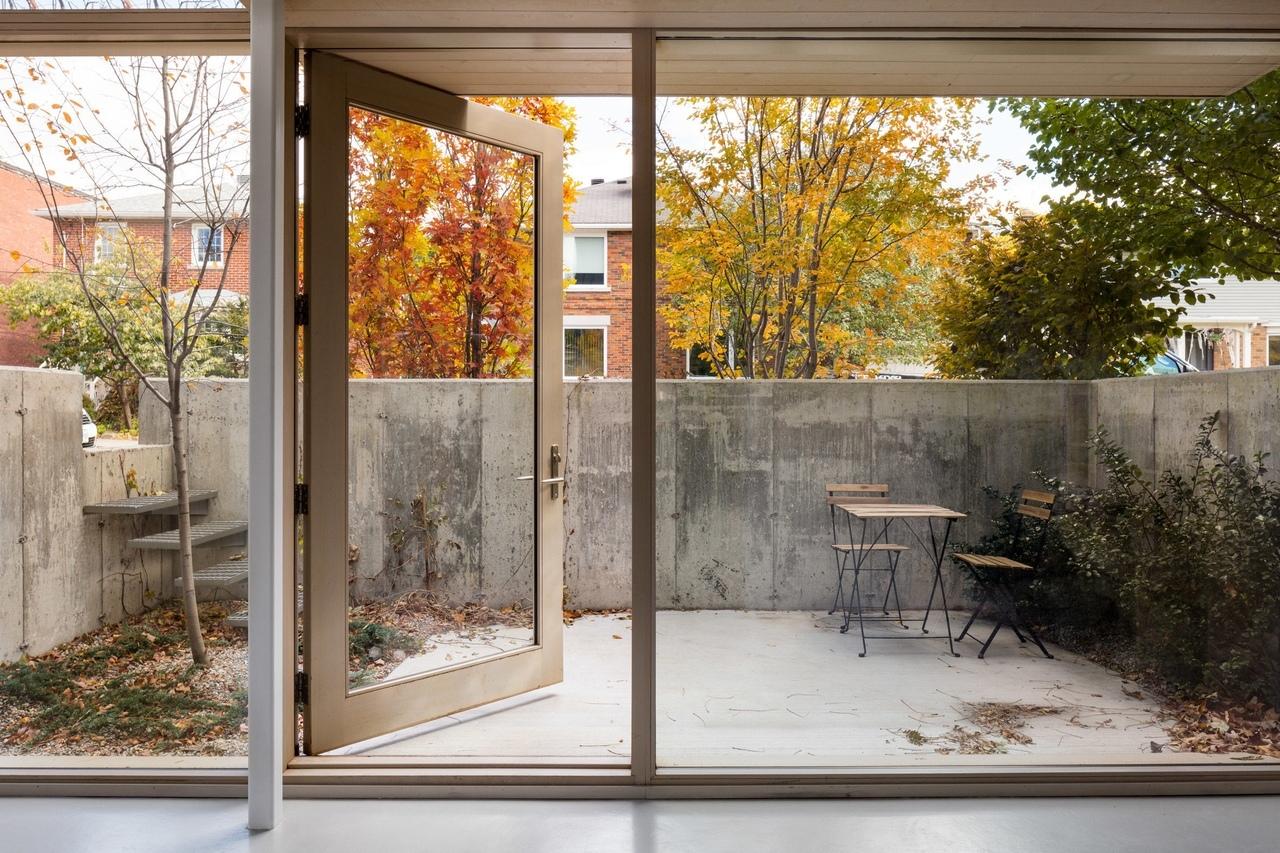 Atelier Pierre Thibault turns Ottawa residence into minimal apartments