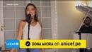 30 мая: Выступление для «UNICEFperu Mision Posible»