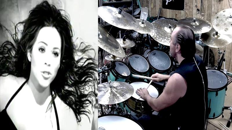 Mariah Carey My All Drums Version by Aleksandr Murenko