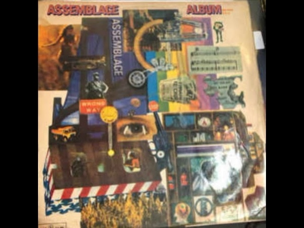 Assemblage Album 1971 USA, Psychedelic Funk Rock