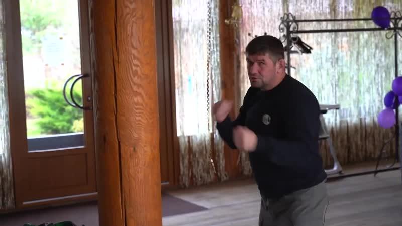 Три самых эффективных упражнения для постановки удара дома Михаил Грудев