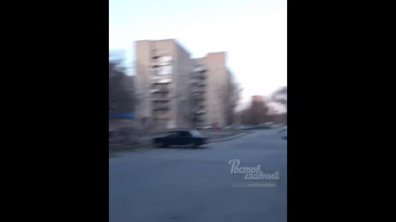 Ростов превратился в город призрак 1 4 2020 Ростов на Дону Главный