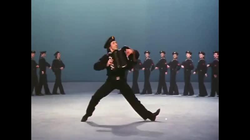 фрагмент фильма-концерта Балет Игоря Моисеева, ТО Экран, 1982г.