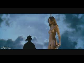 Только одна голая, CFNF, CMNF, голая на сцене  пиратка в пьесе раздевается догола перед дуэлью