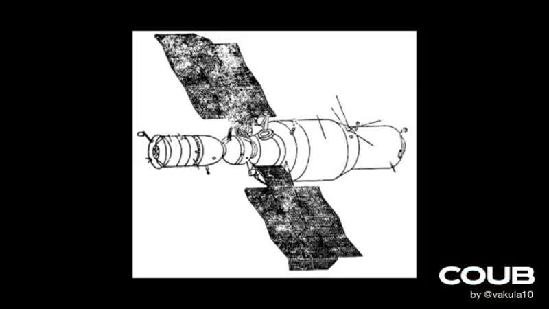 Космическая гонка на пальцах Мудреныч СССР против США