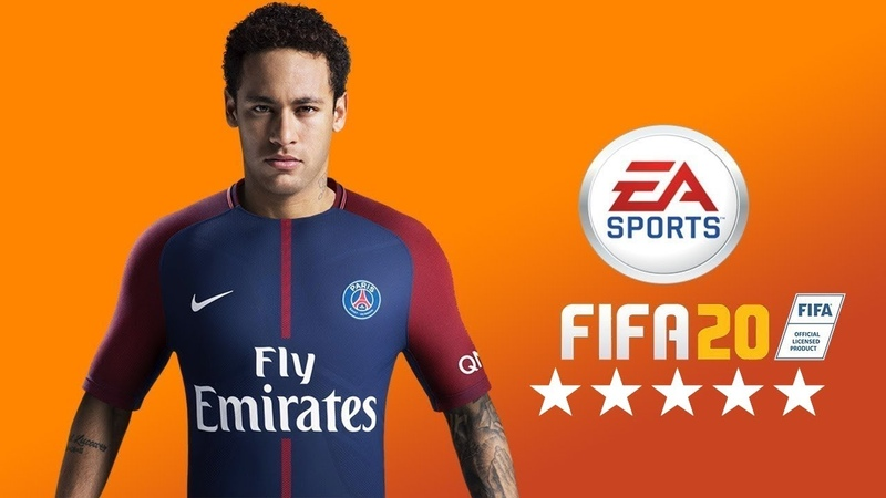 FIFA 20 MOD FIFA 14 Android Offline 1.23Gb Best Graphics New Menu New transfert ApkObb