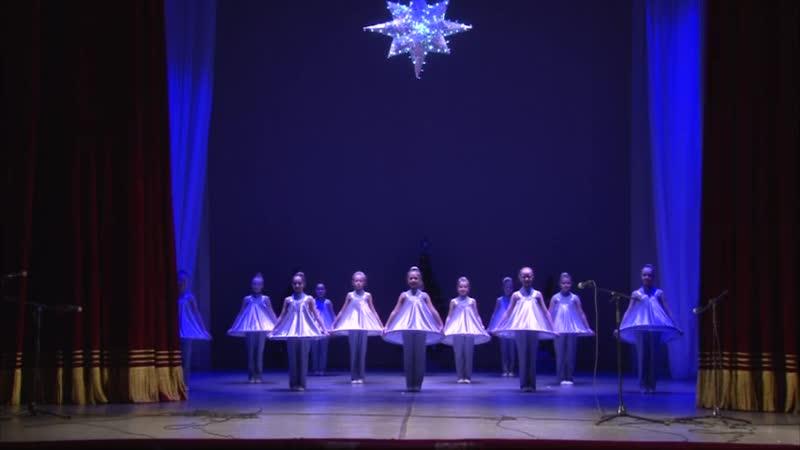 Рождественский фестиваль 2020 Воскресная школа Боголюбского Храма г Мичуринск