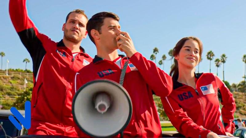 Спасатели Малибу Новая волна Malibu Rescue The Next Wave 2020 Трейлер