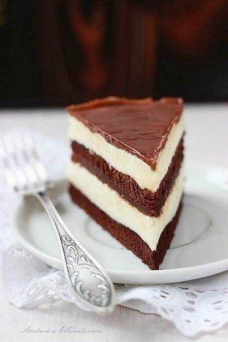 """Превосходный Торт """"Милка"""""""